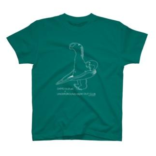 ダモ鈴木(ex.CAN) x U.F.O.CLUBオリジナルTシャツ T-shirts