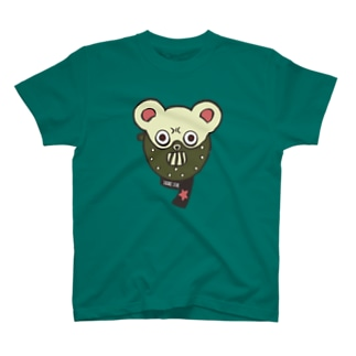 mask bear T-shirts