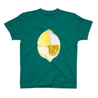 レモン解体新書 T-shirts