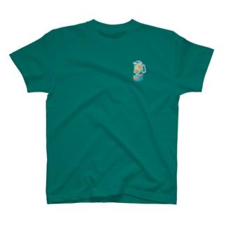 夢の給湯ポット 中国茶 T-shirts