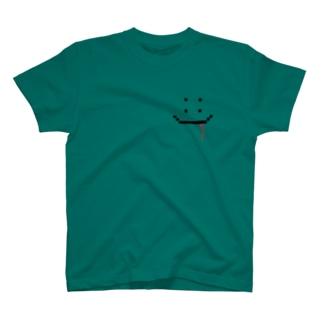4つ目ちゃん T-shirts