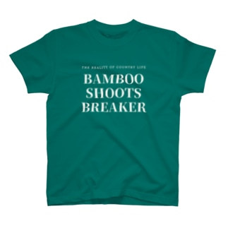 BAMBOO SHOOTS BREAKER T-shirts