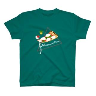 マルゲリータピザ!! T-shirts