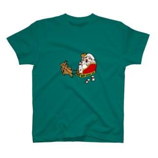 みらくしよしもの12月24日は餅の日前夜祭 T-shirts
