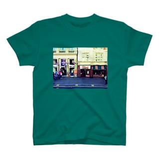 空色の地図〜ロンドンの街角 T-shirts