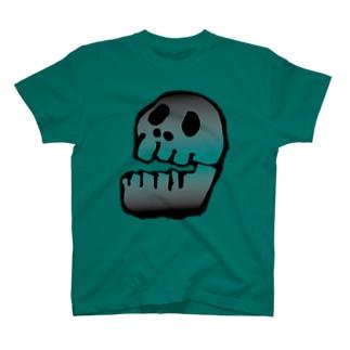 ZENZERONのZENZERON066(skull) T-shirts