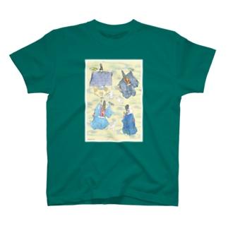 とうとうたらりら T-shirts