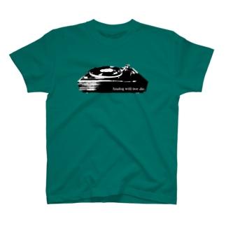 アナログレコード好きな人に T-shirts