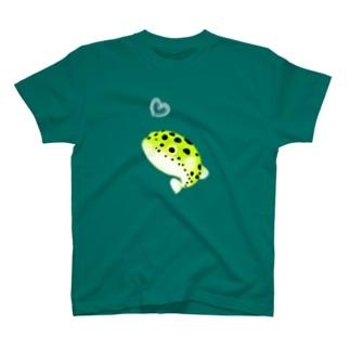 ミドリフグ T-shirts