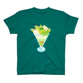 メロンパフェ T-shirts