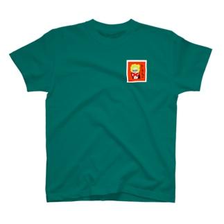 ワンポイントがダサし高い【数量限定】 T-shirts