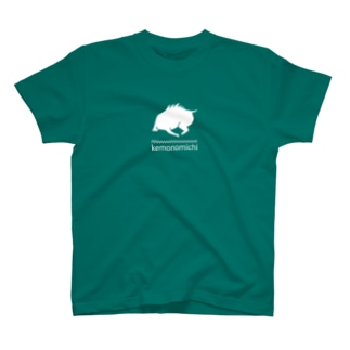 走るイノシシTシャツB T-shirts