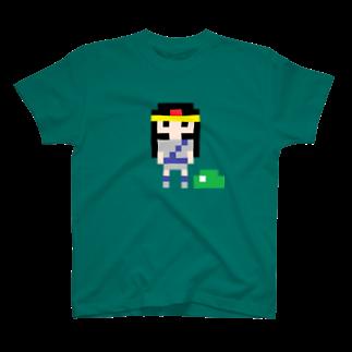 room6のカイさん Tシャツ