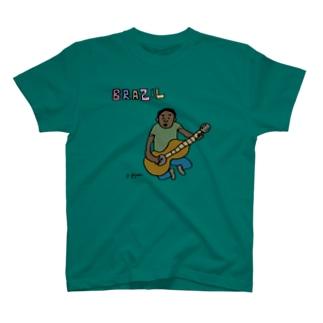 ぶらじる T-shirts