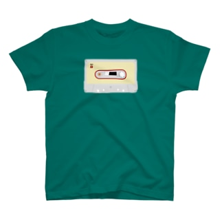 Cassette tape (B-side) T-shirts