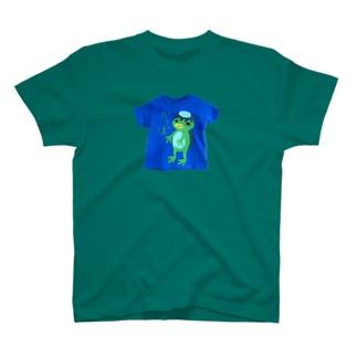 子供かっぱん T-shirts