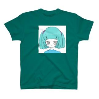 自殺未遂水ちゃん T-shirts