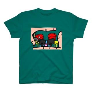 ふみいち 作『NGC』 T-shirts