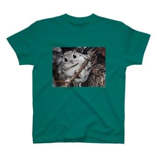 【にこらび】エゾモモンガ0808 T-Shirt