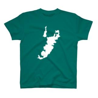 平戸島白バージョン T-shirts
