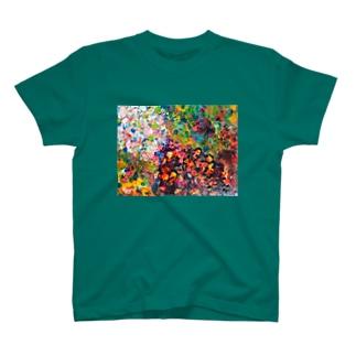 ストーカーの想い T-shirts