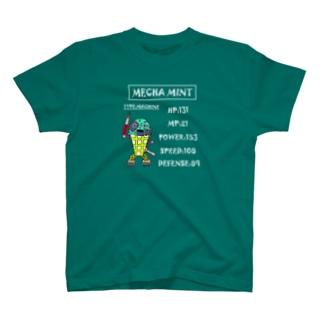 メカミント/NO.003 T-shirts
