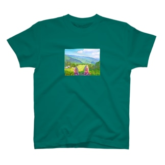 otakeの写真店の登山 T-shirts