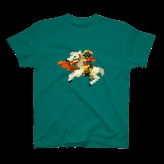 nano kantaのなぽれおん T-shirts
