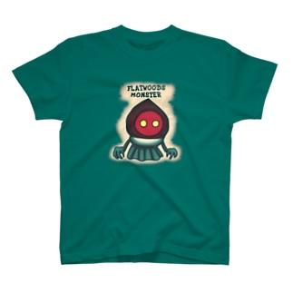 UMA フラットウッズ・モンスター NEW T-shirts