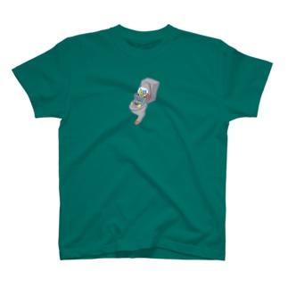 猫UFO T-shirts