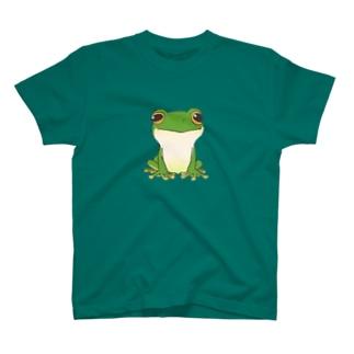 猫キャラクター・シルエット・取りたい T-shirts
