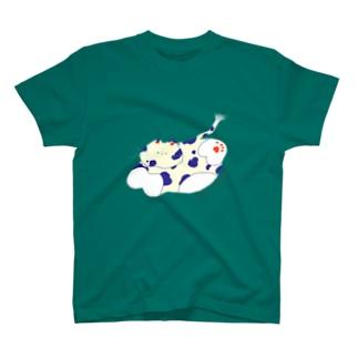 ねこのモーちゃん2021 T-shirts