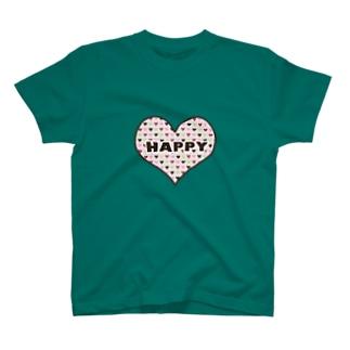 ハッピー!! T-shirts