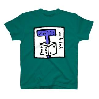 サイコロどっち? T-Shirt