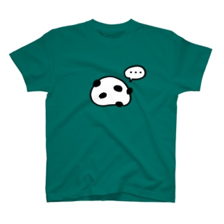 豆大福(無言) T-shirts