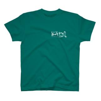 ふぁーむbuffoロゴ×鶏部位イラスト T-Shirt