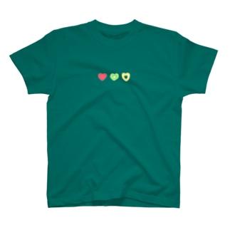 JUICY HEART mini T-Shirt