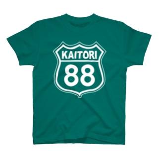 KAITORI 88 (W) T-shirts