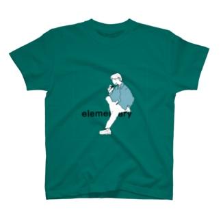 えれめんたりー T-shirts