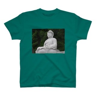 阿弥陀様、ありがとうございます。 T-shirts