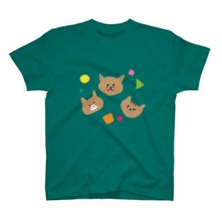 たわむれ 装い T-shirts