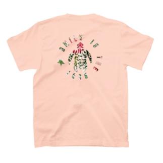 ORION ボタニカル  T-shirts