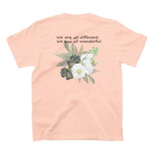 トルコキキョウ wonderful ver. T-shirts