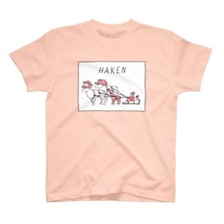派遣(透過なし) T-shirts