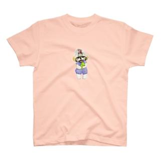 シーズー ガール T-shirts