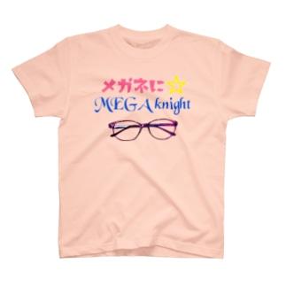 メガMEGA ロゴグッズ1 T-shirts