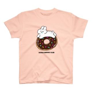 ドーナツ大好き倶楽部 T-shirts