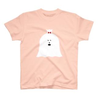 おばけのワンちゃん T-shirts