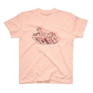 夢遊Ⅱ T-shirts