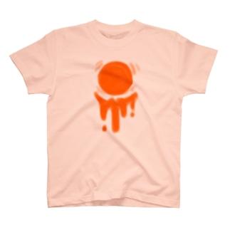 太陽とマグマ T-shirts